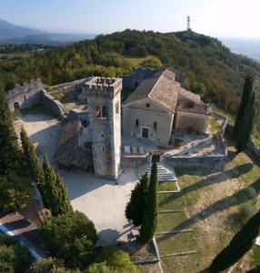 Castello di Caneva pulita