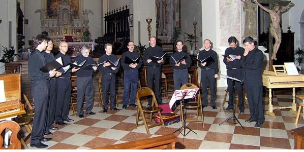coro san tomaso
